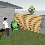 Rain Blocs - Fence